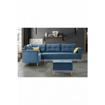 Paris Lux Corner Sofa Set PRSKS