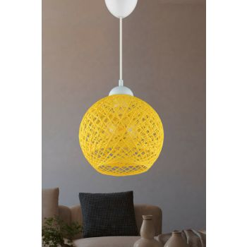 Balle Yellow Ball Pendant Chandelier MD332