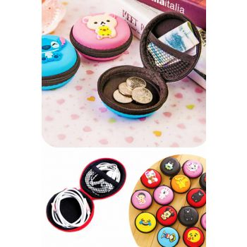Mini Headset And Coin Purse GYM.03731.00