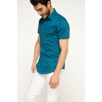 Men's Voile Shirts G5933AZ.17SM.GN285