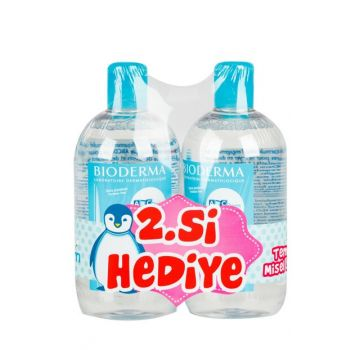 Abcderm H2O 500Ml in the Field 1 Gift 8699956511757