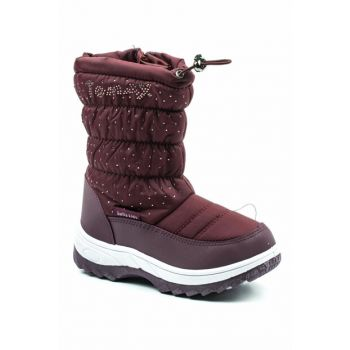 Bordeaux Children's Boots 1055.P.135