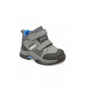Gray Boys Boots & Bootie 000000000100336362