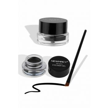 Black Gel Eyeliner - 24 Hours Permanent 8681702002015 EBR170