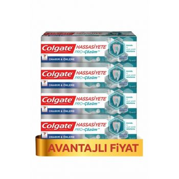 Sensitivity Pro Solution Repair and Prevention Toothpaste 75 ml x 4 Pcs 87189510793284