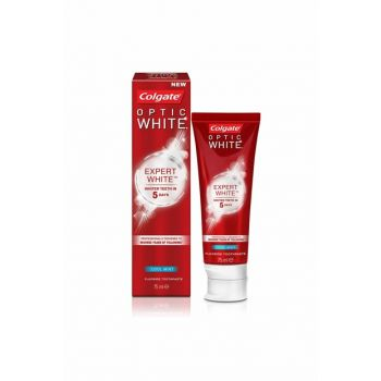 Optical White Expert White Whitening Toothpaste 75 ml 7509546075846