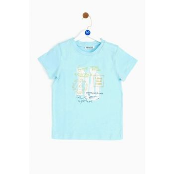 Baby Boy Blue T-Shirt 19SS0RR1522