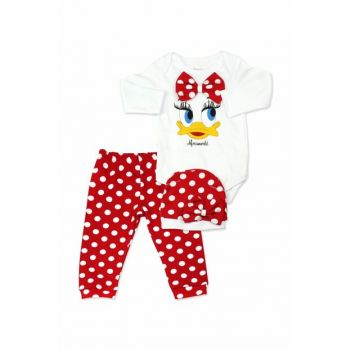 Red Duck Doll Set K2233