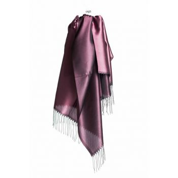 Rose Dry - Black Taffeta Shawl10100218100104