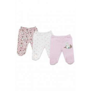 Pink Lace Baby Girl's Bottom Suit K2634