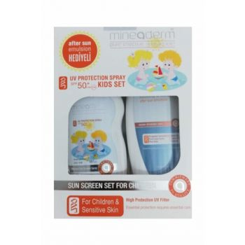 Protection Kids Sun Cream SPF 50+ 200 ml After Sun115 ml 8680525352079