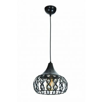 Dönence Single Kt Black Chandelier 901 0366 13 099
