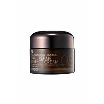 Moisturizing Snail Cream - Snail Repair Perfect Cream 50 ml 8809479168592 MZN-SRS-06-MN