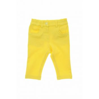 Yellow Girl Child Trousers 19121095100