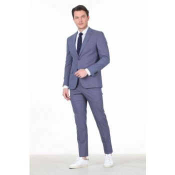 Micro Woven Suit - KP10113029