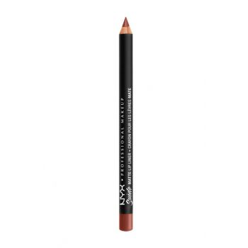 Lip Pencil - Suede Matte Lip Liner Alabama 800897064440 NYXPMUSMLL