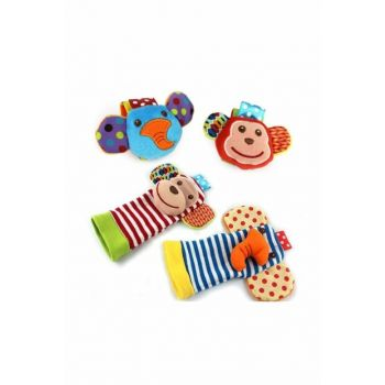 Szy118 Rattle Socks And Bracelet Set 8681636420183
