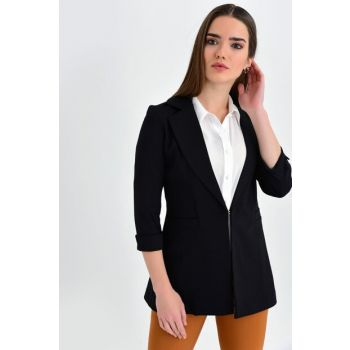 Women's Black Jacket 2271
