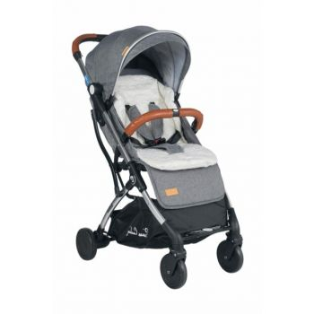 Yeehoo Baby Stroller with PC340 Smoked 353012-00006_R010