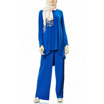 Women's Pants Suit Saks 1420-47 Pilise-1420