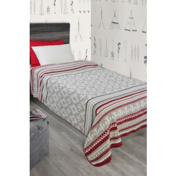 Dinarsu Single Cotton Blanket Dante DBT-051.20202.001