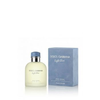Light Blue Edt 75 ml Men's Fragrance 737052079097