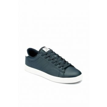 Navy Blue Men's Sneaker 257 SUPREM-M