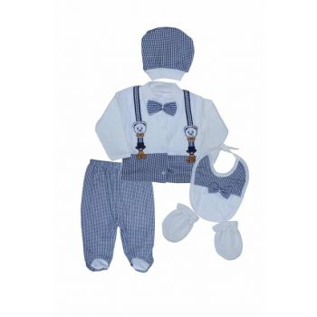 Teddy Bear Bow Tie Newborn Baby 5 Li Hospital Outlet Set K840