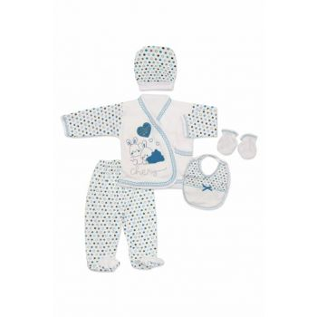 Rabbit Newborn Baby 5 Li Hospital Outlet Set K1399