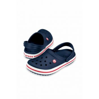 Navy Blue Unisex Crocband Sandals 11016