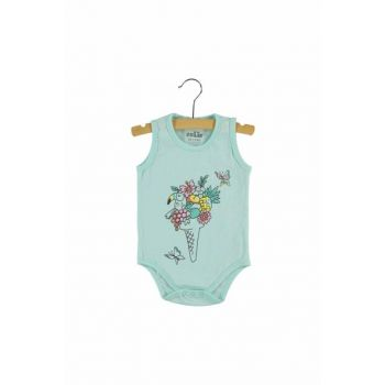 Mint Green Baby Girl Snap Badi 145879450Y91
