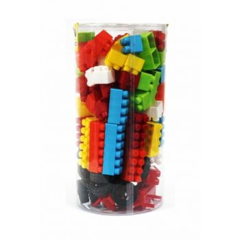 Sea Toy Lego Set 120 Pieces With House And Car Material 8699052030039