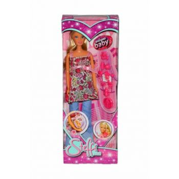 Steffilove Welcome Baby (Pregnant Barbie) / STE / 5734000