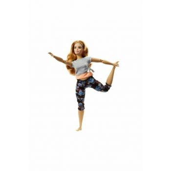 Barbie Infinite Movement 2nd Season Auburn / FTG80