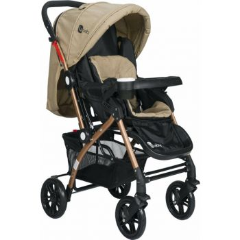 Eagle Gold Aluminum Luxury Double Direction Baby Stroller 2019 Beige / AL-2
