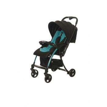 Baby2Go 80201 Pinna Lx Baby Carriage Green / 8B80209