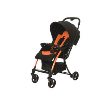 Baby2Go Pinna Plus 2018 Bidirectional Baby Carriage Orange / 8B80203