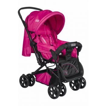 Tommybaby Nova Double Direction Luxury Baby Stroller Pushchair Pink / TM-612-4