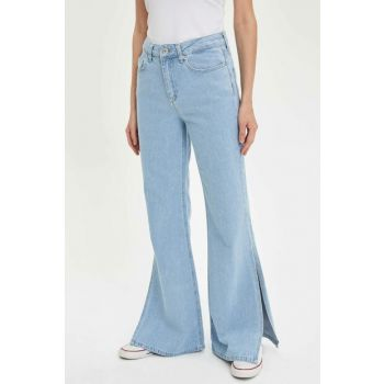 Women's Blue Fashion Fit Jean Pants L5357AZ.19SM.BE1