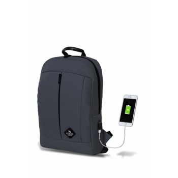 My Valice Smoked Smart Bag Galaxy Usb Charging Port Backpack / MV2778