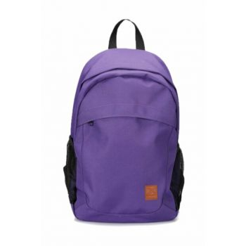 Unisex Backpack with Purple 000000000100383102