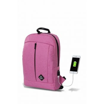 My Valice Smart Bag Galaxy Usb Charging Port Backpack Pink / MV2839