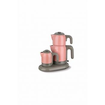 A353-02 Fearless Mia Pink / Gray Tea Coffee Maker 2015ST00147993