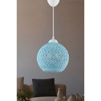Balle White-Turquoise Ball Pendant Lamp Chandelier MD358