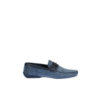 Men's Loafer Shoes Black