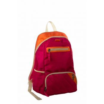 Pink - Orange Young Backpack Plçan6376 PLCAN6376