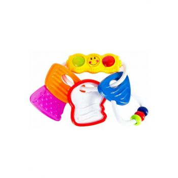 Lighted Rattle Keychain / KNZ-30154
