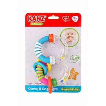 Kanz Curved 8 Rattle / MP28865