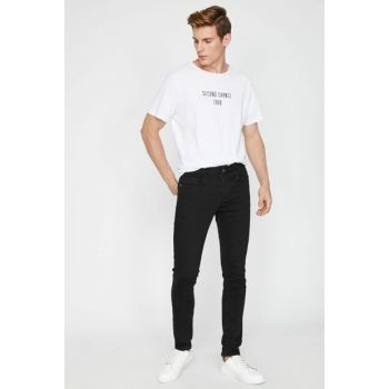 Men's Black Jean 0KAM43072LD