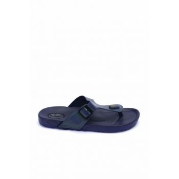 OUTCLASS Men's Slippers Navy Blue SA19SE030
